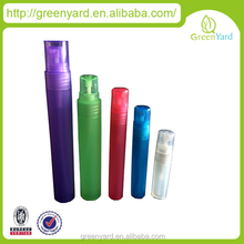 8ml Perfume Pen Frosted Glass Vial with Silk Screen Logo and Sprayer and Plastic Cap