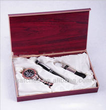 Gift Watch Set Include Watch+Shaver+Pen+Keychain GFAA8031
