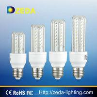 2U 3U led energy -saving bulb 3W 6W led bulb lighting