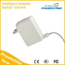 FSP-powerland 5V 9V 12V 19V 20V intelligent adapter for laptop and smart phone