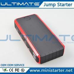 New 2015 Design Car Emergency Tool Portable Power Bank 12v Car Jump Starter Power Bank