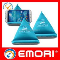 2015 Best Selling Cute Design decoration microfiber mobile screen clean holder