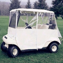 2 Passenger Driving Enclosure Golf Cart Cover