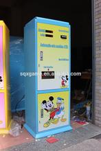Brand new ro water vending machine with automatic payment of coin and banknote made in China