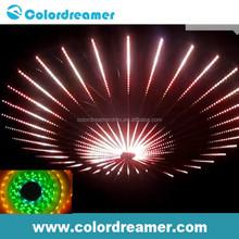 Colordreamer sound interactive LED Strip light DMX512 control RGB 30pixel/meter