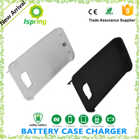 External Power Pack Backup 5000mAh Battery Case For Samsung Galaxy Note 4