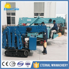 spider crane 5ton with old model and new model for promotion price