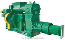 DII400/400 Foshan Telel brick extruder cutting , extruder abc machinery