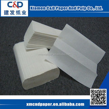 China Supplier High Quality Factory Price Paper Hand Towel Wholesale