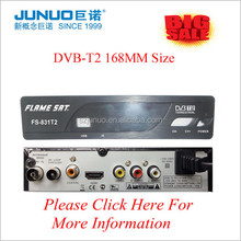 Strong Performance Digital Full HD DVB-T Terrestrial Receiver H.264 MPEG4
