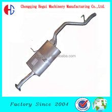 factory wholesale super weld aluminum oval car exhaust system