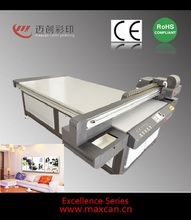 Resolution up to 1440*1440dpi Maxcan TS1325 UV flatbed printer glass printer for sale