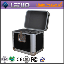 Aluminum hot new products for 2015 1000 cd dvd aluminum storage case music instrument flight case To Fit 80 CD's