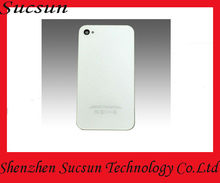 Wholesale housing cover for iphone 4g back housing black and white