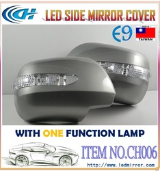 Car Specific FOR TOYOTA ESTIMA LED SIDE REAR VIEW CAR MIRROR COVER