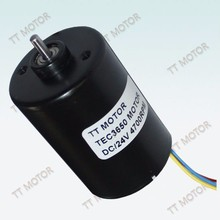 18v dc brushless fan motor 36mm