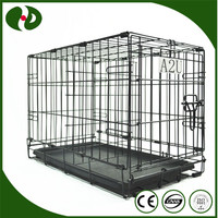 China local best price strong stainless steel dog cage
