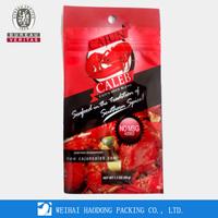 Spice Bags With Ziplock,Food Packing Bag With Ziplock, Bag Chicken Ziplock