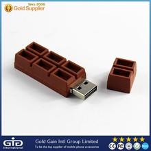 Obsequios promocionales, memoria USB, divertido lápiz USB de 18,64 Gb con el mejor precio al por mayor