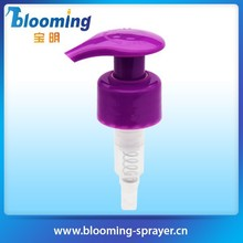 wholesale hand wash lotion pump 24/400