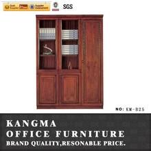 office furniture wood veneer office document file cabinet