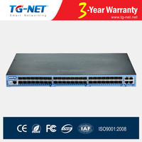 52 ports 10G L2+ core managed Switch, supported 4 *10G SFP plus,IPV6,Static Routing,Ring protection