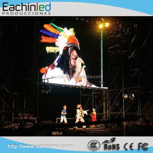 Free logo LED display P4.8 nova LED display screen 3D LED screen