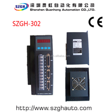 Powerful Two Connect Channel AC Servo Motor Driver