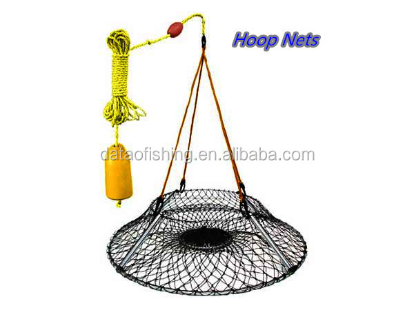 Hot sale fishing crab hoop net for Hoop net fishing