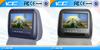 exclusive high-tech dual headrest 7inch DVD Player