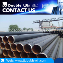 best selling 3pe coating anticorrosion steel pipe for oil or gas pipe
