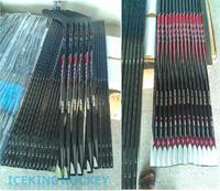 Best sellers 100% senior 75-100flex ice hockey stick/ custom carbon hockey stick