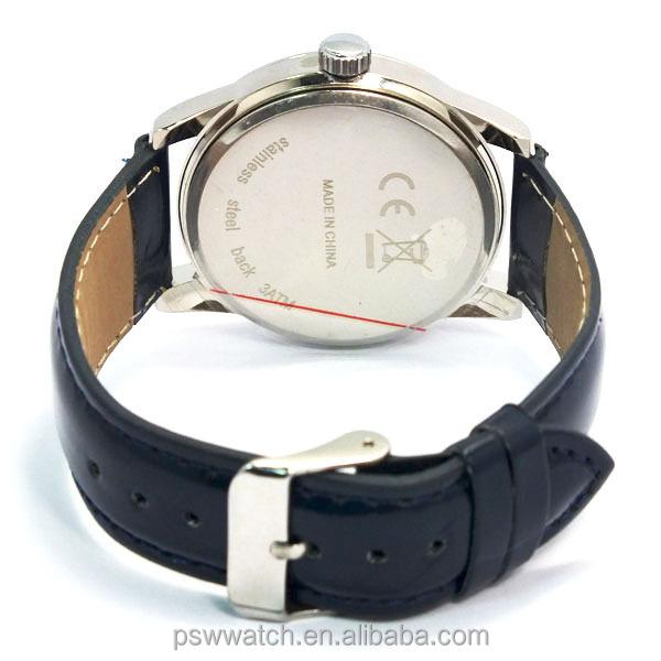 Custom Blue face lady vogue watch,wholesale wrist watch women fashion hand watch
