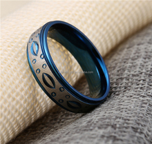 Hot Sale High Quantity Stainless Steel Ring , 316L Stainless Steel Men's Ring Jewelry,kiss desige finger ring