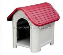 Convenient Outdoor Dog Plastic House