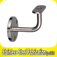 2015 New Design 304 316 Stainless Steel Wall Mounted Handrail Bracket