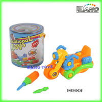 Cheap DIY Toy Educational Toy Wholesale Motorcycles BNE100035