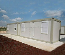 Multi-Layer Prefabricated container homes/ lost cost movable foldable prefabricated house prices / modular house for sale