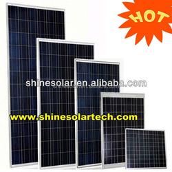 polycrystalline solar panel 100w 18v