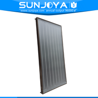 Flat-plate Cheaper Swimming Pool Solar Water Heating