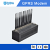2g gsm gprs sms modem pool with external antenna for automated urgent notices