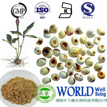 10:1 chnese herb Pinellia ternata extract powder pharm use crow-dipper 10:1 Pinellia Tuber extract