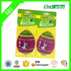 Best quality custom design Hanging car paper air freshener for wholesale