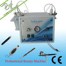 2014 Newly super suction !!!4in1Hydrafacial machines with oxygen