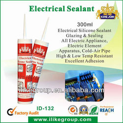 Hight temperature red silicone sealant