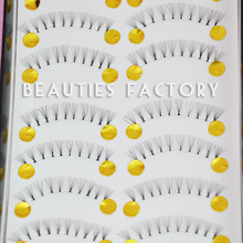 Beauties Factory 10 Pairs Handmade Lower Eyelashes (Style 20)