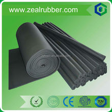 closed and open cell nitrile foam tube rubber pipe insulation