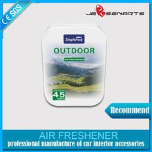 cheap car air freshener/aroma car air freshener/best selling car perfume in usa market