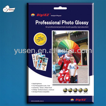 Quality Audited Factory sale directly 200gsm glossy paper