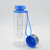 BPA Free Leak-Proof Tritan Fruit Vegetable Infuser Water Bottle Dishwasher drink water bottle fruit sport bottle